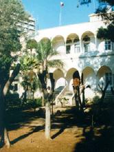 Здание посольства России в Ливане