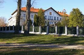 Здание посольства России в Литве