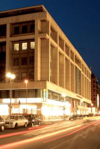 Здание Российского дома науки и культуры в Берлине