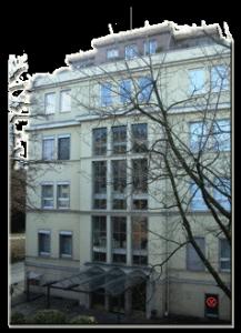 Здание генконсульства России во Франкфурте-на Майне
