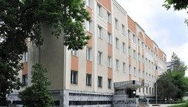 Здание генконсульства России в Алма-Ате
