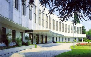Здание генконсульства России в Бонне