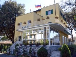Здание генконсульства России в Генуе