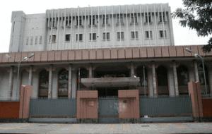 Здание генконсульства России в Дананге
