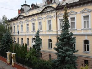 Здание генконсульства России в Дебрецене