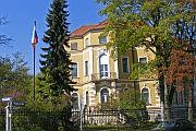 Здание генконсульства России в Мюнхене