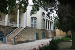 Здание генконсульства Росси в Исфагане Иран
