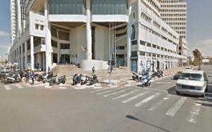 Здание консульства России в Израиле Тель-Авив