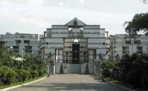 Здание посольства России во Вьетнаме