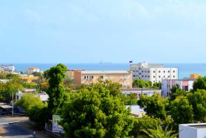 Здание посольства России в Джибути