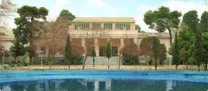 Здание посольства России в Иране