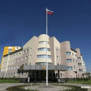 Здание посольства России в Казахстане