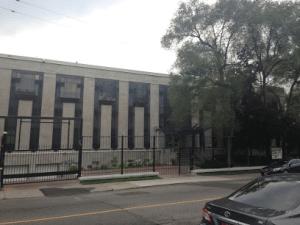Здание посольства России в Канаде