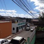 Здание почетного консульства России в Гондурасе в г.Тегусигальпа