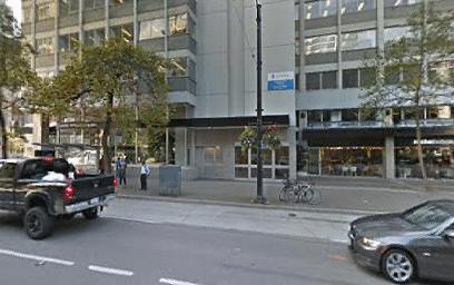 Здание почётного консульства России в Ванкувере