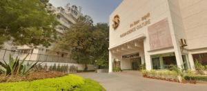 Здание представительства Россотрудничества в Индии