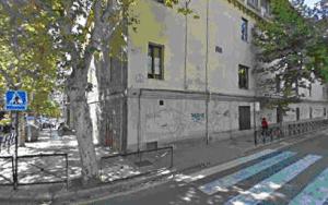 Здание филиала почётного консульства России в Гранаде