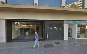 Здание филиала почётного консульства России в Малаге