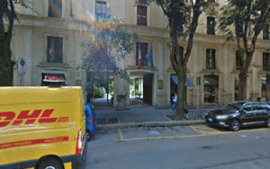 Российский визовый центр в Милане