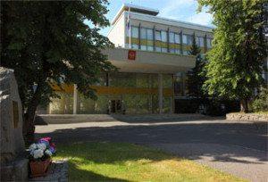 Посольство России в Швеции