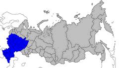 Консульские округа Посольства Германии в Москве