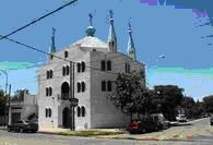 Храм Всех святых, в земле Российской просиявших в Буэнос Айресе