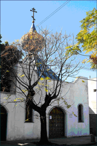 Храм прп. Иова игумена Почаевского в Буэнос Айресе