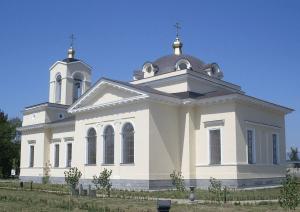 Александропольская крепостная церковь во имя Святой мученицы царицы Александры