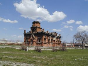 Александропольская церковь в честь Святителя Арсения, архиепископа Сербского