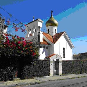 Приход храма в честь святой мученицы Зинаиды г. Рио-де-Жанейро