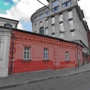 Здание Посольства Брунея в Москве