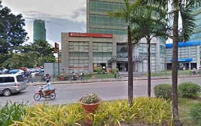 Здание Почётного консульства России в Себу Филиппины