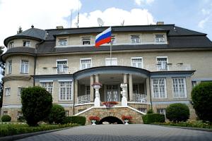 Здание генконсульства России в Брно