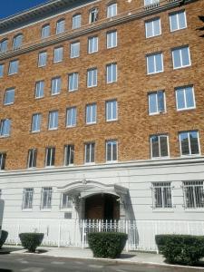 Здание генконсульства России в Сан-Франциско.