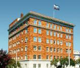 Здание генконсульства России в Сан-Франциско