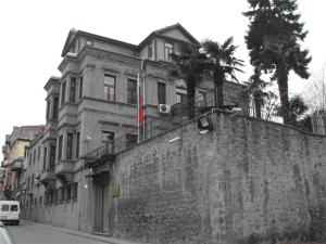 Здание генконсульства России в Трабзоне