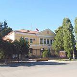 Здание генконсульства России в Ходженте Таджикистан