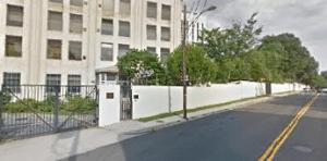 Здание консульского отдела посольства России в США