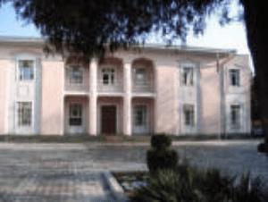 Здание консульства России в Ашхабаде