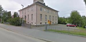Здание помощника в г. Йоэнсуу Почётного консула России в г. Куусамо Финляндия