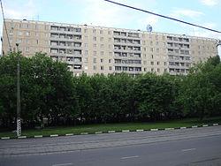 Здание посольства Гвинеи-Бисау в Москве