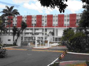Здание посольства России в Бразилии.