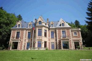 Здание посольства России в Люксембурге