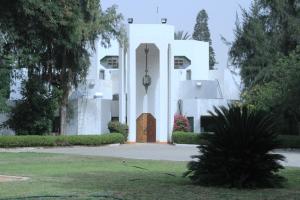 Здание посольства России в Мавритании