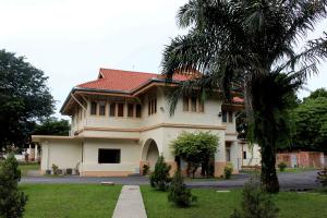 Здание посольства России в Малайзии