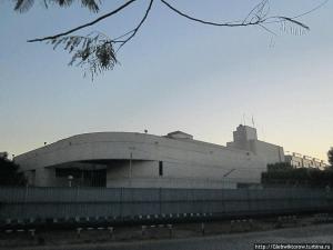 Здание посольства России в Мьянме