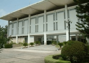 Здание посольства России в Пакистане