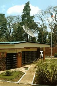 Здание посольства России в Руанде