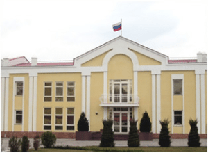 Здание посольства России в Таджикистане