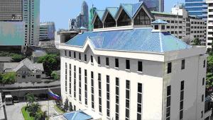 Здание посольства России в Таиланде